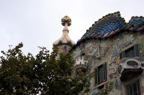 Gaudi Casa Batllo 01