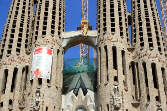 Gaudi La Sagrada Familia 02