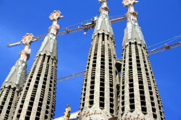 Gaudi La Sagrada Familia 05