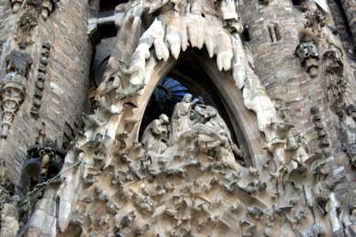 Gaudi La Sagrada Familia 07