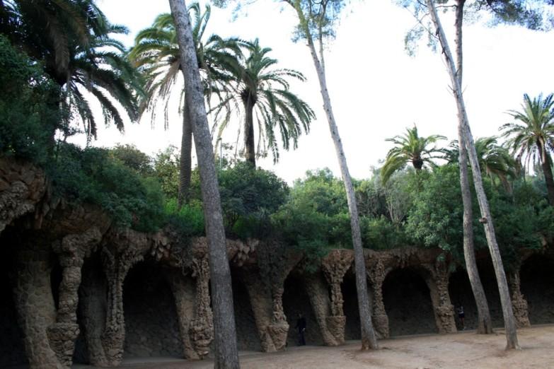 Gaudi Parque Güell 04