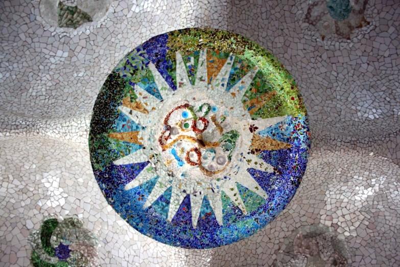 Gaudi Parque Güell 08