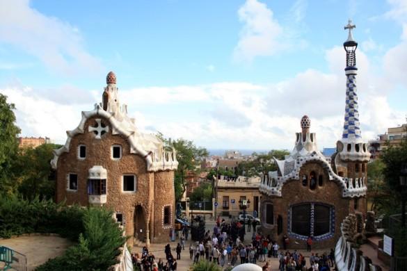 Gaudi Parque Güell 09