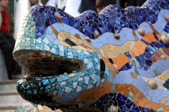 Gaudi Parque Güell 10