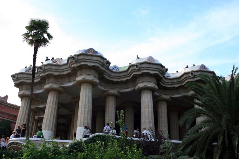 Gaudi Parque Güell 12