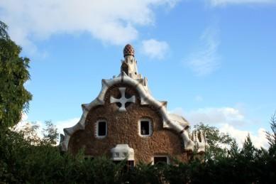 Gaudi Parque Güell 13
