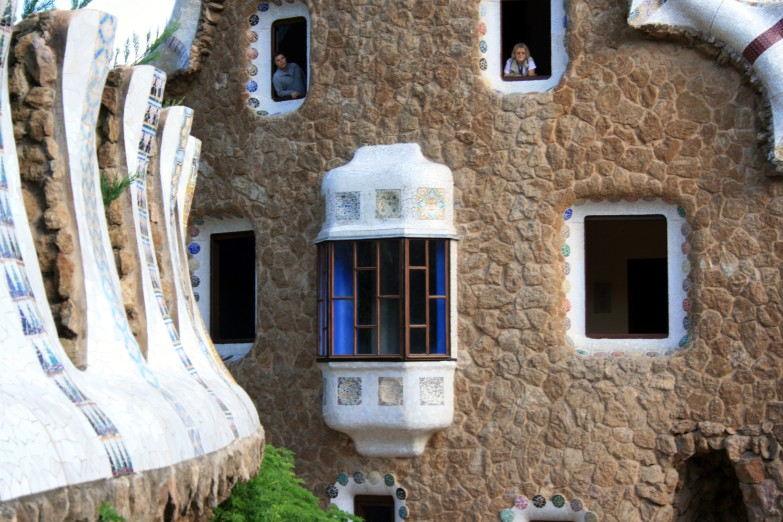 Gaudi Parque Güell 14