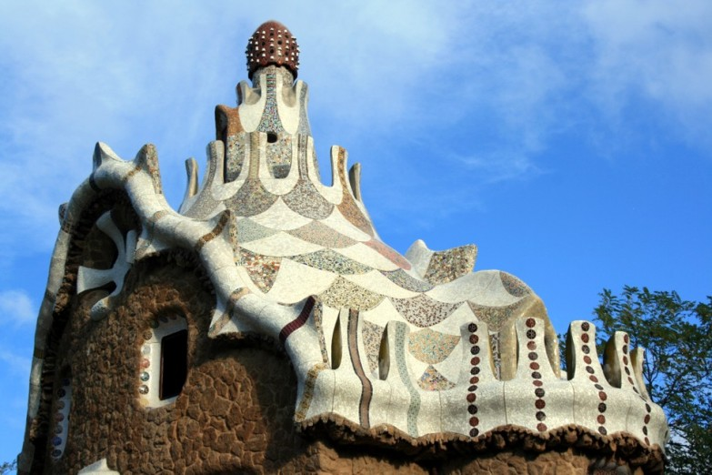 Gaudi Parque Güell 17