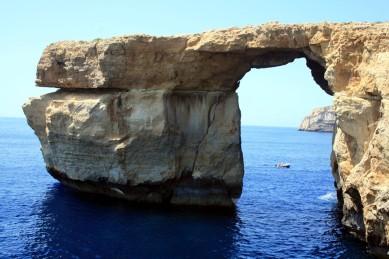 Isla de Gozo. Malta