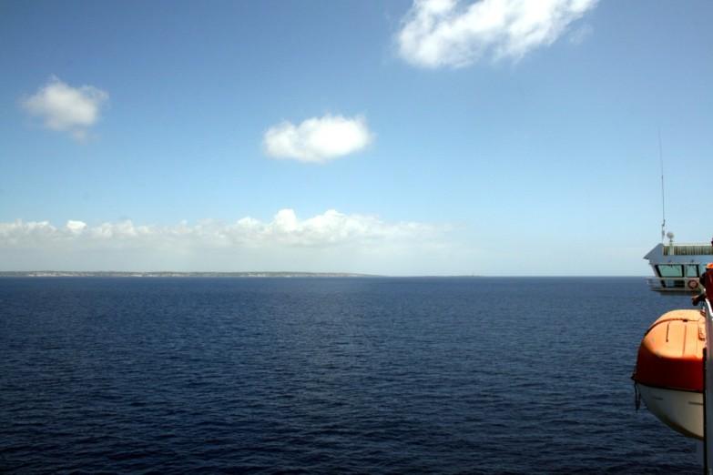 Menorca 01 Llegada