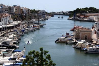 Menorca 03 Ría de Mahón