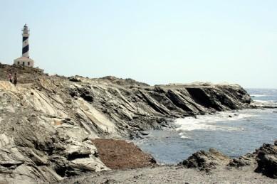 Menorca 10 Faro de Favarix