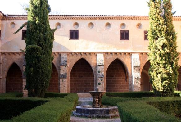 Monasterio de Piedra 01
