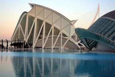 Ciudad de las Artes de Valencia