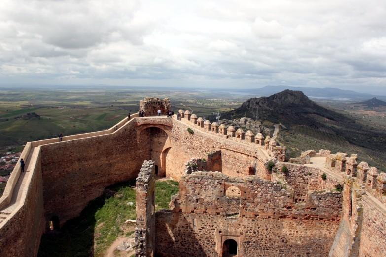 Castillo de la Puebla de Alcocer 16