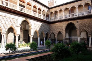 Los Reales Alcázares de Sevilla 05