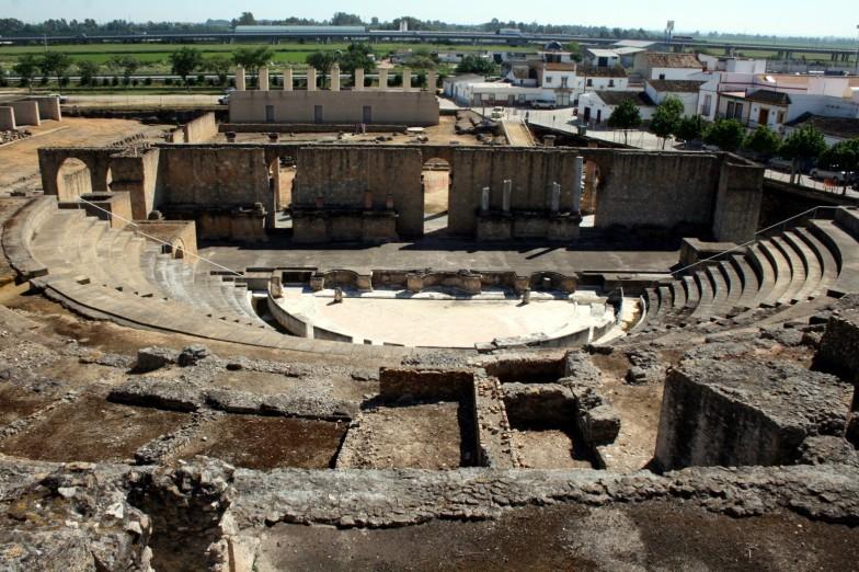 Teatro Romano de Italica