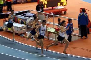 Campeonato de España de Atletismo 08