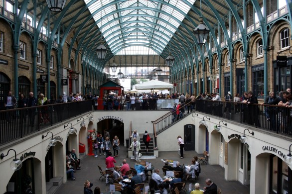 Covent Garden Market 07