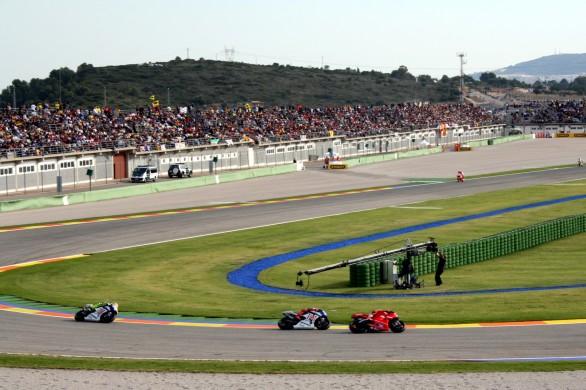 Gran Premio de Motociclismo de Valencia 08
