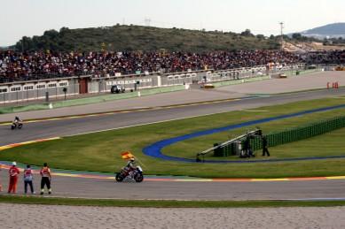 Gran Premio de Motociclismo de Valencia 09