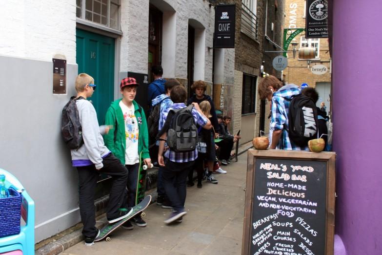 Londres 25