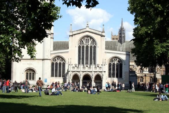 Palacio y Catedral de Westminster 24