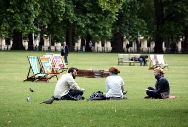 Parques londinenses 07