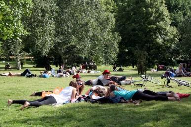 Parques londinenses 12