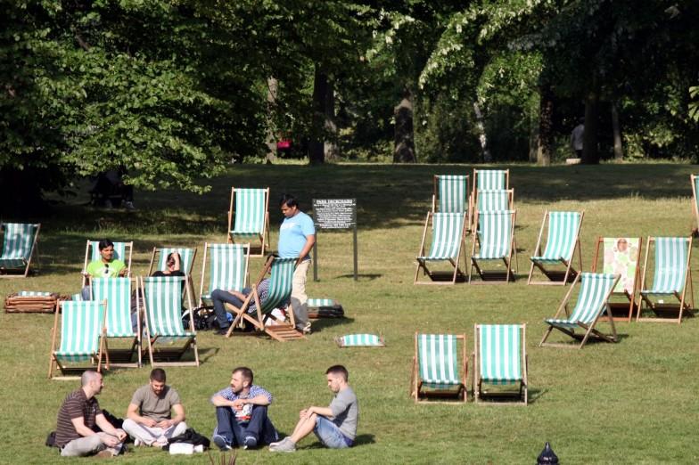 Parques londinenses 15