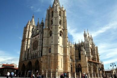 Catedral de Leon 01