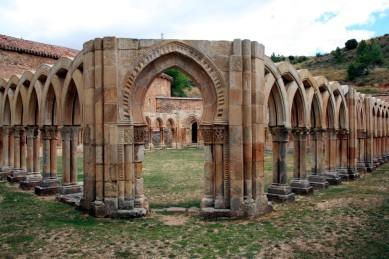 Monasterio de San Juan de Duero 06