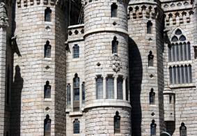 Palacio Episcopal de Gaudí 05