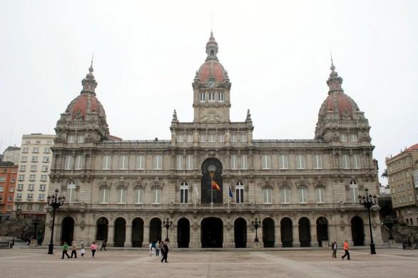 Plaza María Pita 01