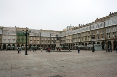 Plaza María Pita 02