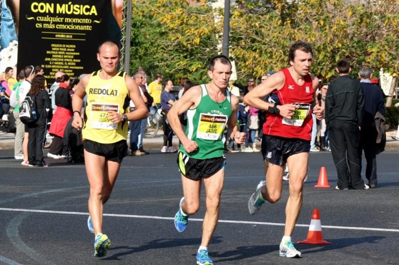 Maraton de Valencia 09