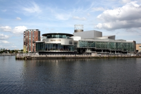 The Quays Manchester 12